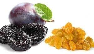 Raisins & Prunes