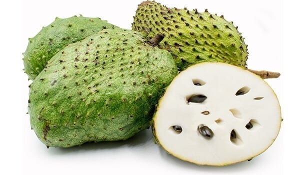 Guanabana fruits