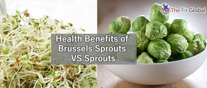 Brussels Sprouts VS Sprouts