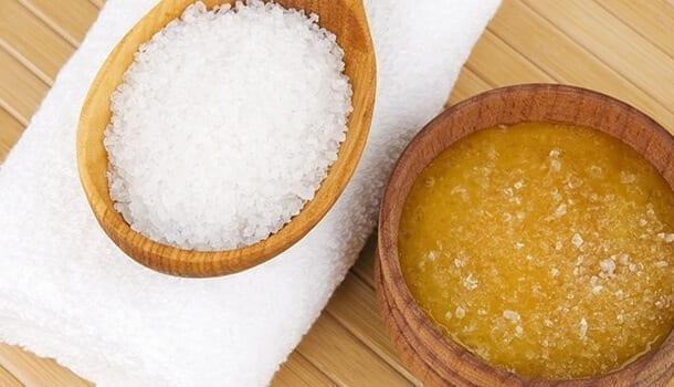 Sugar And Honey Scrub