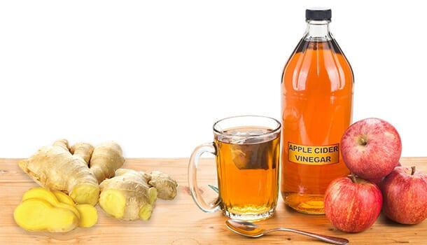 Apple Cider Vinegar With Ginger