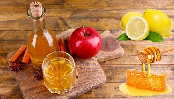 Tea Time Healthy With Apple Cider Vinegar