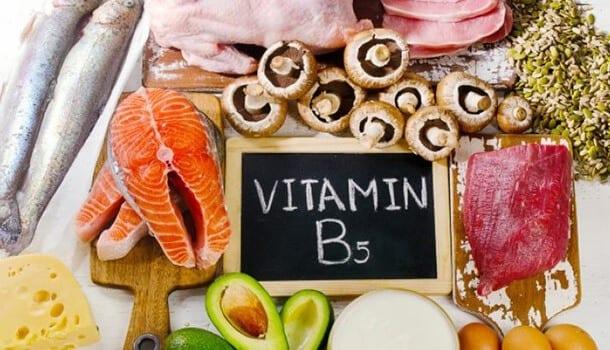 Vitamīns B5