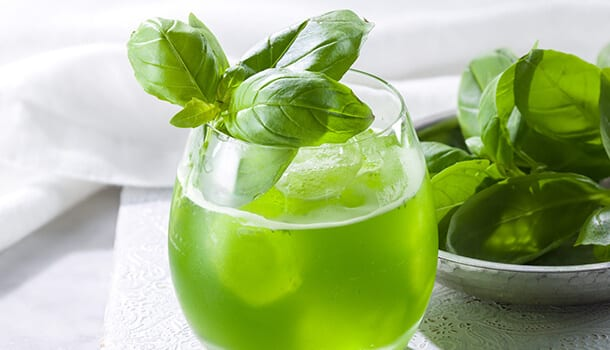 Basil Leaf Juice