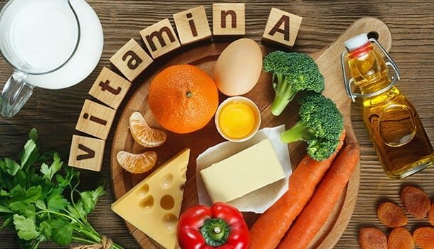 Foods Rich In Vitamin A