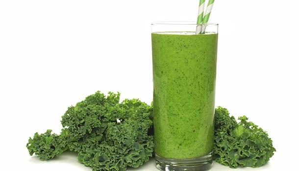 Kale Juice or jaudice cure
