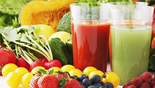 Detox Liquid Diets
