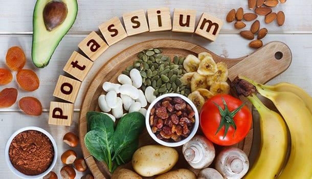 Potassium-Rich Foods Are Your Saviours