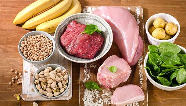 Vitamin B-6 Foods