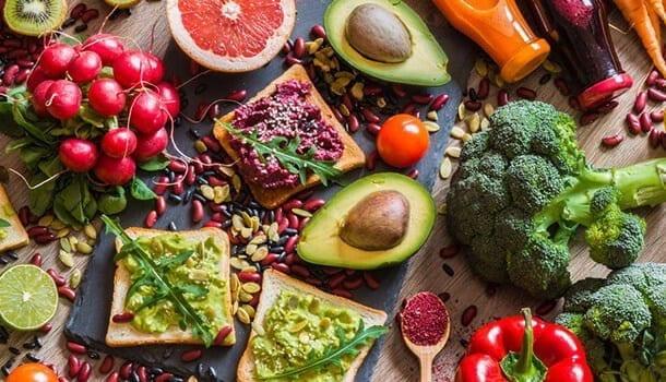 vegan diet to improve gut helath