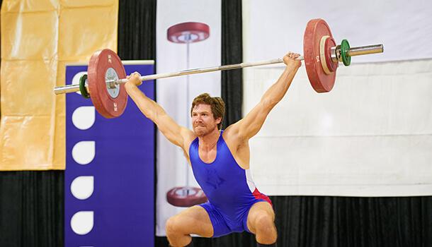 Basic Weight Lifting Training