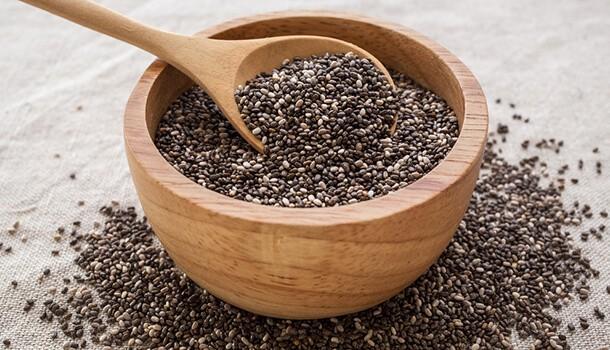 Chia seeds - Flax seeds - omega 3 fatty acids