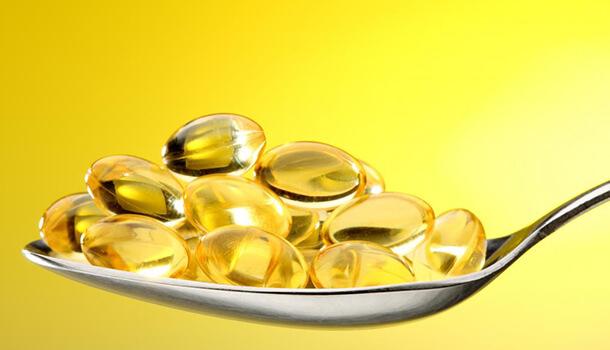 Cod liver oil - omega 3 fatty acid food