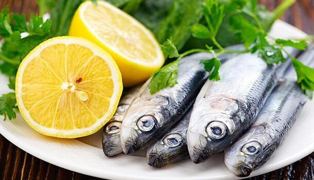 sardines - source of omega 3 fatty acid