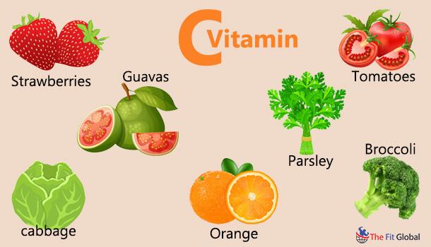 Vitamin C - summer skincare tips