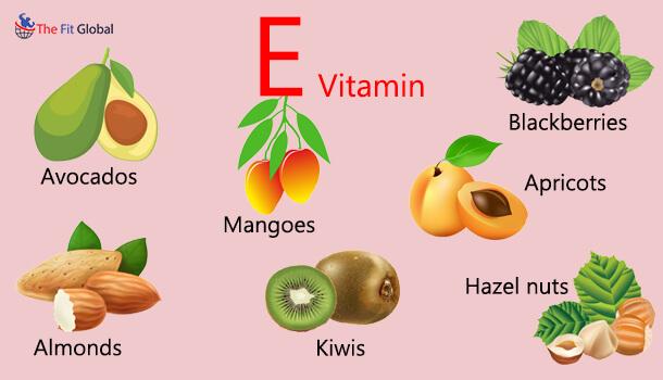 Vitamin E - summer skincare tips