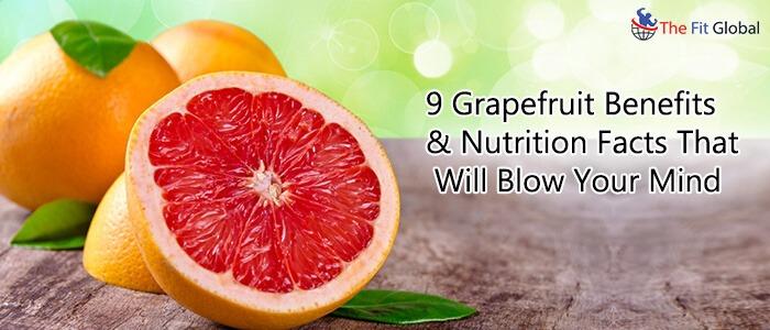 9 Grapefruit Benefits