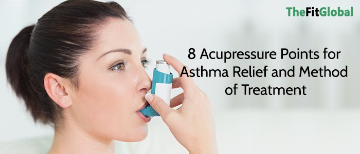 Acupressure Points for Asthma