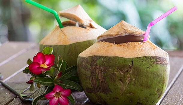 Coconut Water A Medicinal Boon That Will Pacify The Heat In Your Body
