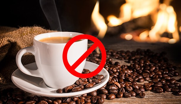 Coffee Should Be A Big No