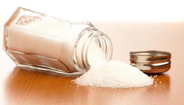 Cut Down On Salt
