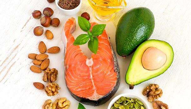 Foods Rich In Omega-3 Fatty Acids
