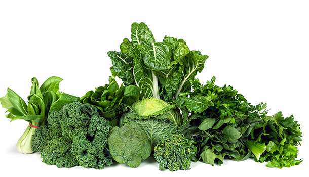 Leafy Greens Best Foods That Build White Blood Cells
