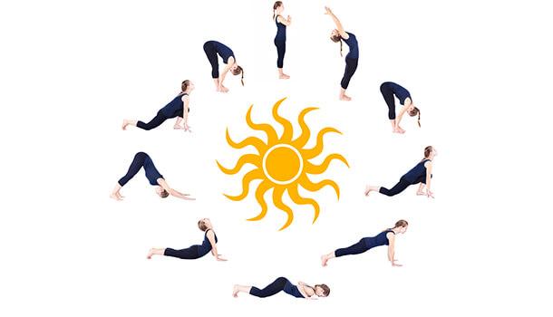Start Your Day With Sun Salutations (Surya Namaskara)