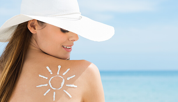 Vitamin E Oil To Treat Sunburns